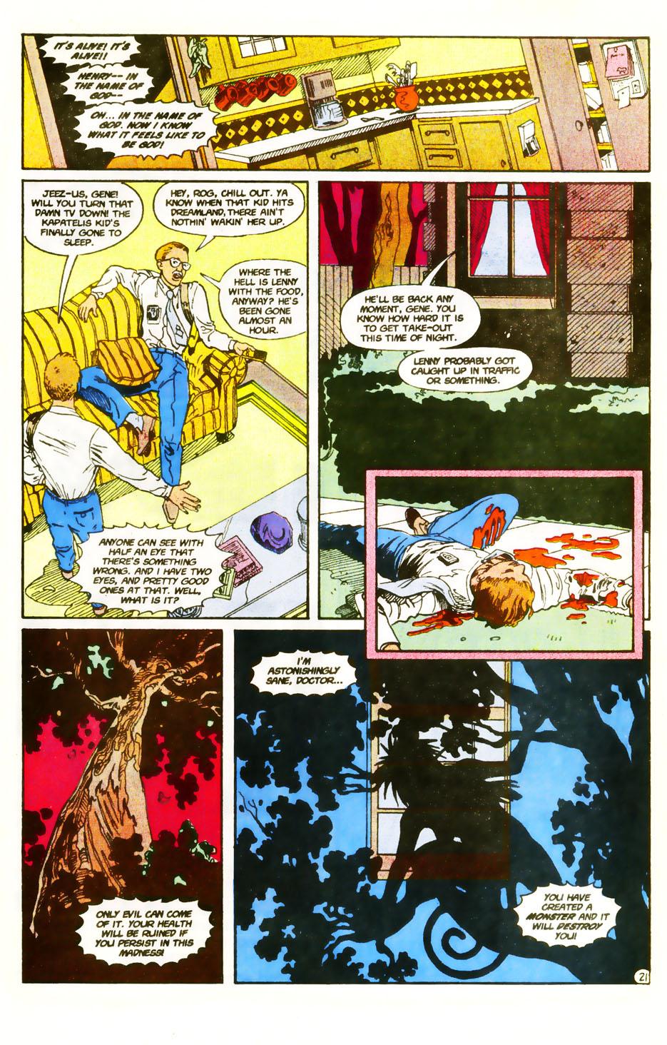 Read online Wonder Woman (1987) comic -  Issue #59 - 23