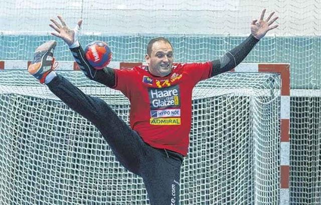 Kremser Neuzugang Petar Angelov mit Top-Paraden