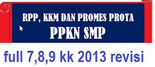 perangkat pembelajaran  PKN 2018