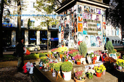 Michael Jackson Shrine, Munich, Germnay