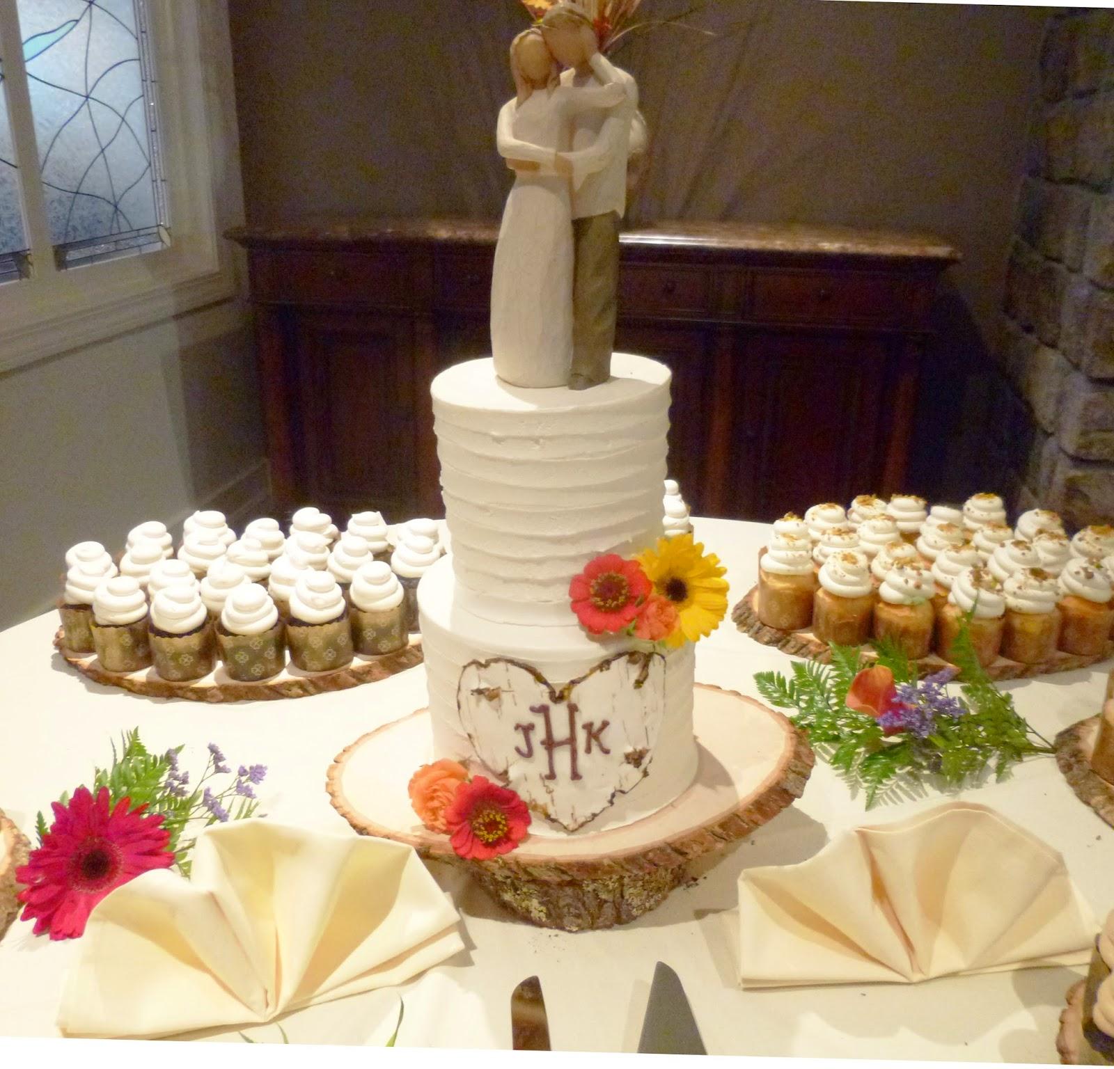 Rustic Wedding Cakes: Artisan Bake Shop: Independence Harbor, Weddings, Assonet, MA
