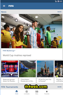 تحميل تطبيق FIFA