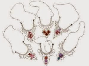 Assorted Tiara Necklaces (1 Doz)