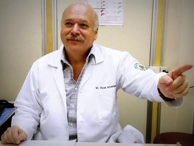 El prestigioso Dr. Oscar Imventarza y su equipo comenzaron a trabajar en el Instituto de Trasplantes y Alta Complejidad