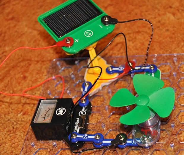 Little Bits Of Life Snap Circuits Elenco