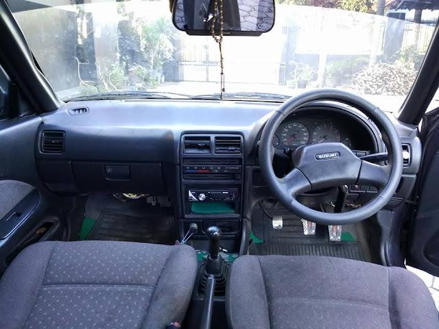 Suzuki Esteem tahun 1996 bekas
