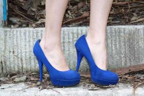zapatos de tacon para oficina