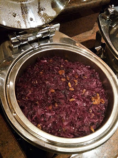 Rotkohl, Sauteed Red Cabbage, GERMAN FOOD Festival at Asia Live Avari Towers, Asia Live, Avari towers karachi, German food, german cuisine, German food festival, regional food, food blog, food blogger, sausages,