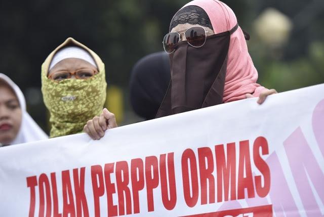 TOLAK PERPPU ORMAS Berlanjut, Aliansi Ormas dan Umat Islam Jabodetabek Siang Ini Adakan Aksi Damai 218