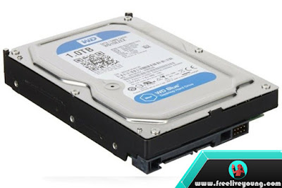Caring for Hard Disk to Keep the Data Inside