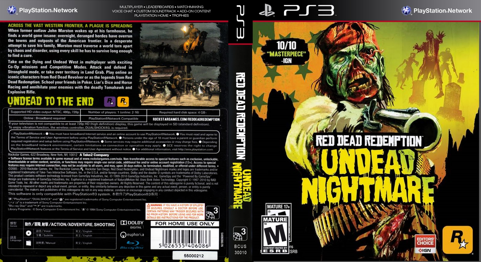 Red Dead Redemption Undead Nightmare Cheat Codes Www F F Info 2019
