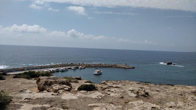 Agios Georgios harbour, Cyprus