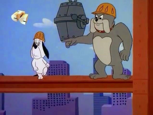 Droopy (Mingau) 1975 - Tom And Jerry Comedy Show