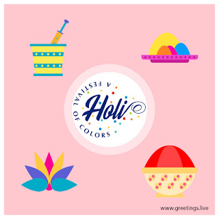 a festival of colors holi wishes