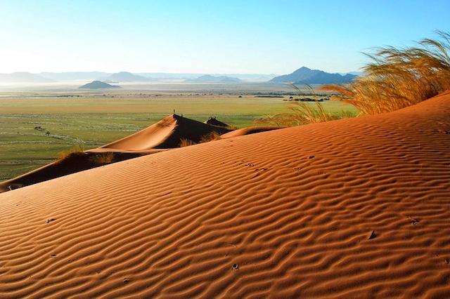 Kalahari Desert,Botswana
