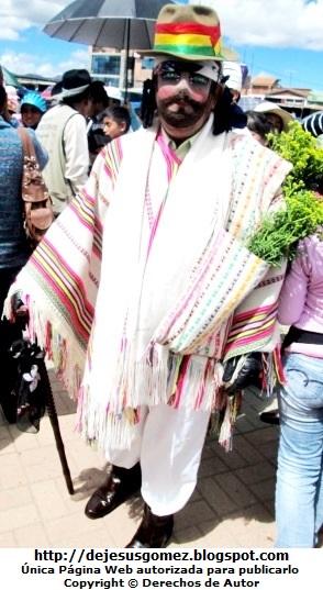 Foto del Boliviano o Jamille en Jauja (Junín - Perú) - Tunantada por Jesus Gómez
