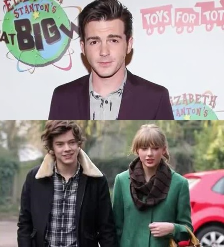 20 CELEBS WHO DON'T LIKE TAYLOR SWIFT 11. Drake Bell