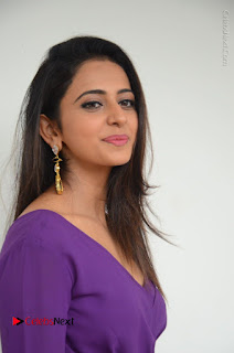 Actress Rakul Preet Singh Latest Stills in Beautiful Long Dress  0008.JPG
