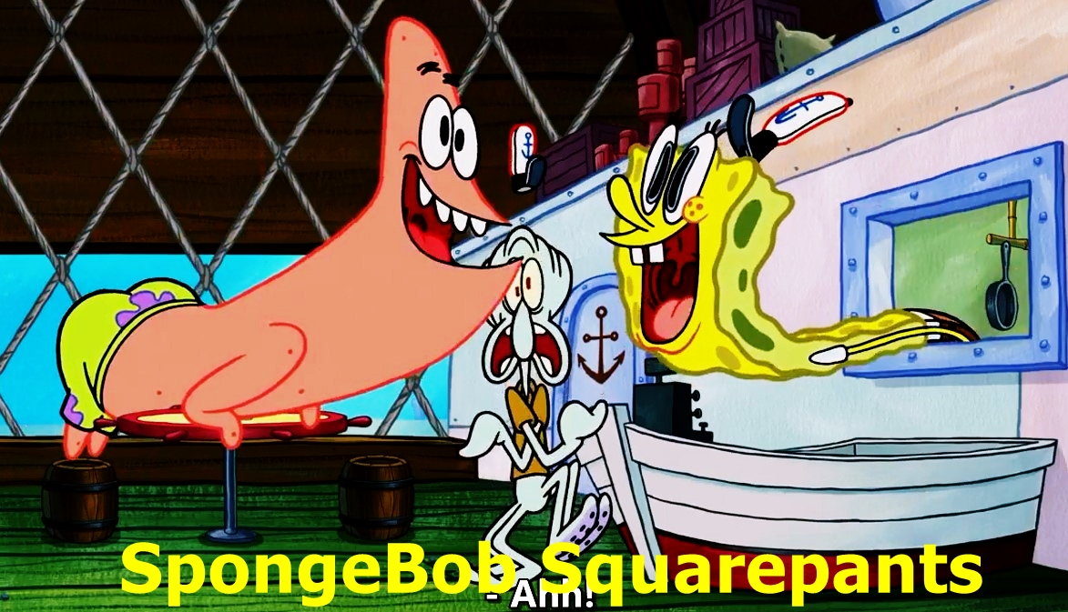 SpongeBob Squarepants Season 10 Episode Mermaid Pants Full Story