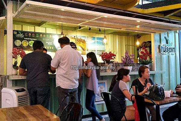 Container City Miri Tusan Ice Cream