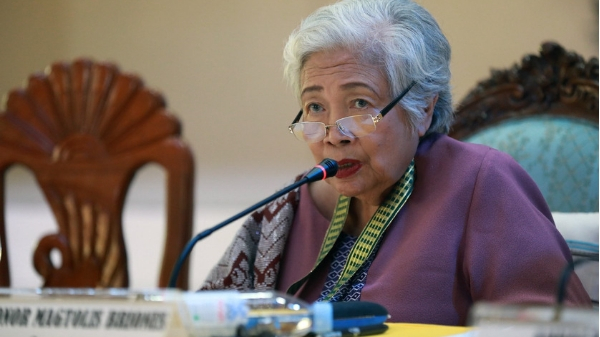 DepEd secretary Leonor Briones to retain June 3 school opening for upcoming academic year.