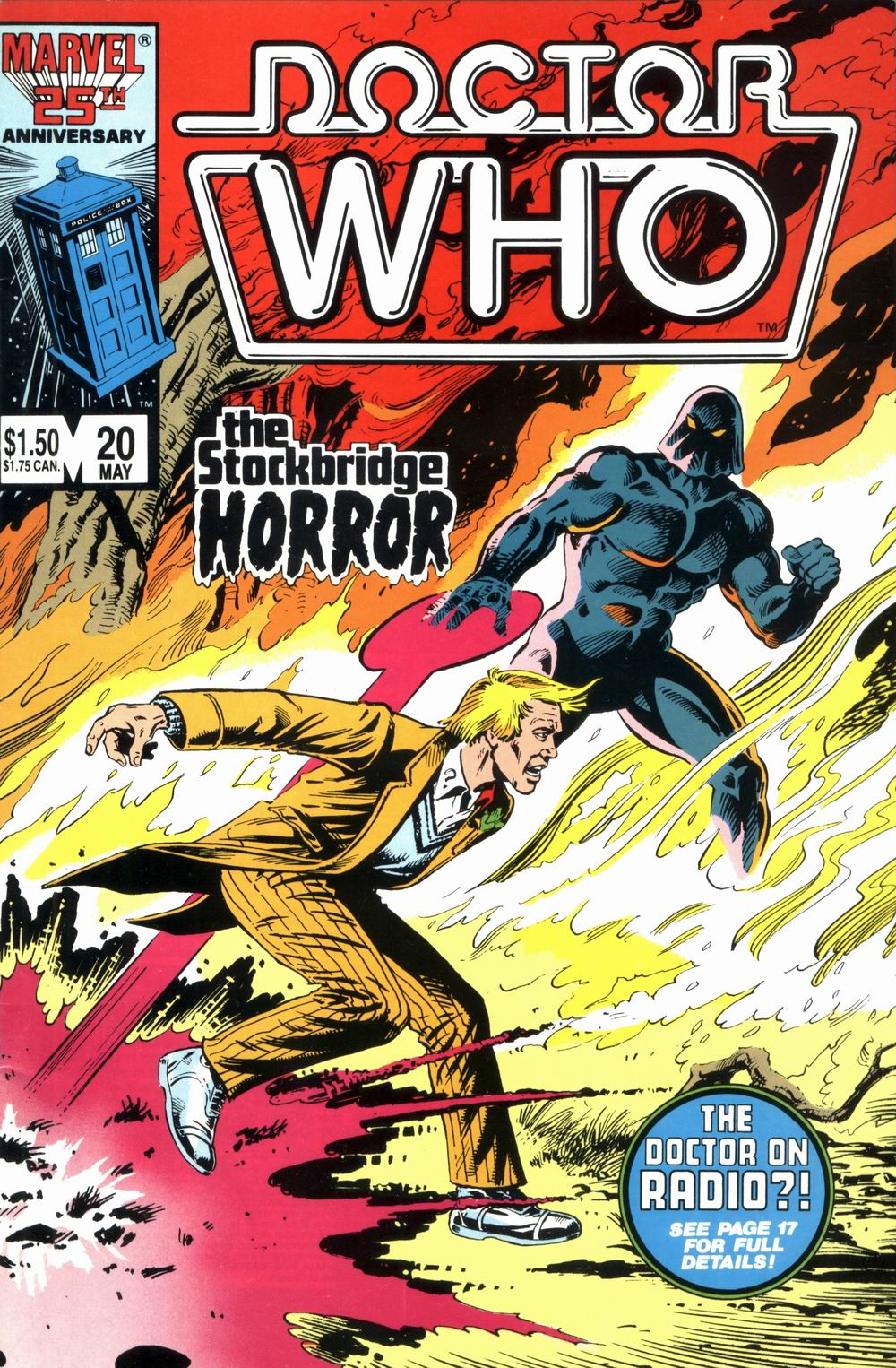 Doctor Who (1984) 20 Page 1