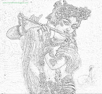 Thought of krishna कृष्णा के विचार