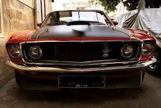 Koleksi Mobil American Muscle Dijual : Ford MUSTANG