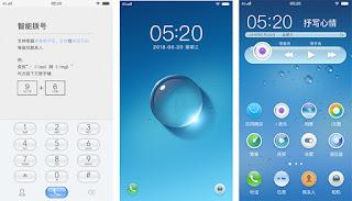 Tema Android Vivo Y15