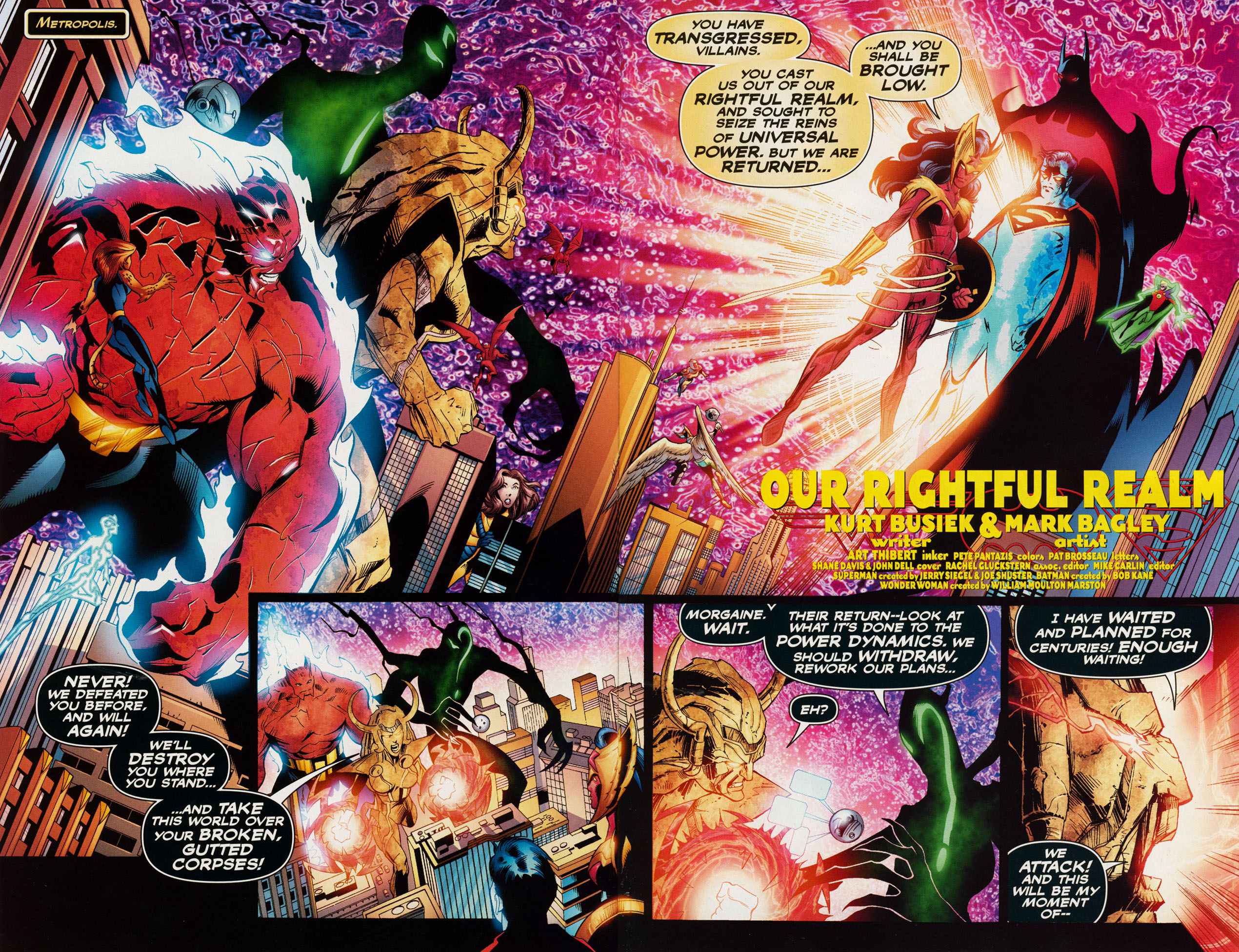 Read online Trinity (2008) comic -  Issue #41 - 4