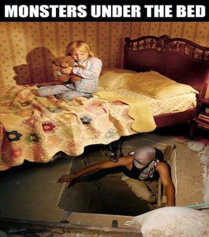 les chroniques du republicoin des monstres sous son lit. Black Bedroom Furniture Sets. Home Design Ideas