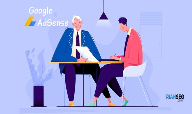 Cara di Terima Google AdSense 100% Aprove, Hanya 2 Jam
