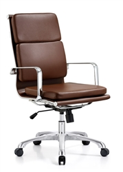 Luxury Conference Chair with Memory Foam Seat