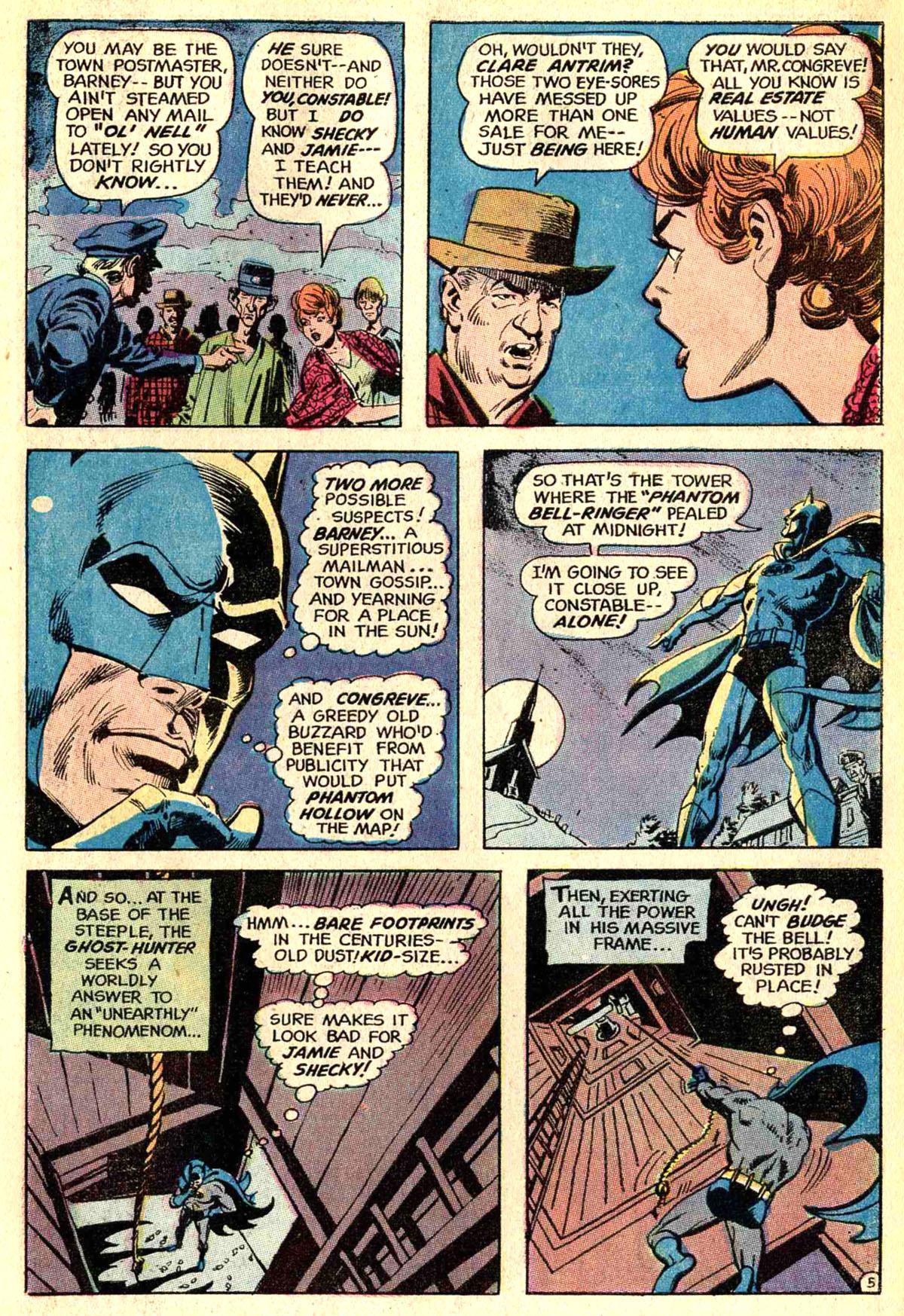 Detective Comics (1937) 413 Page 6