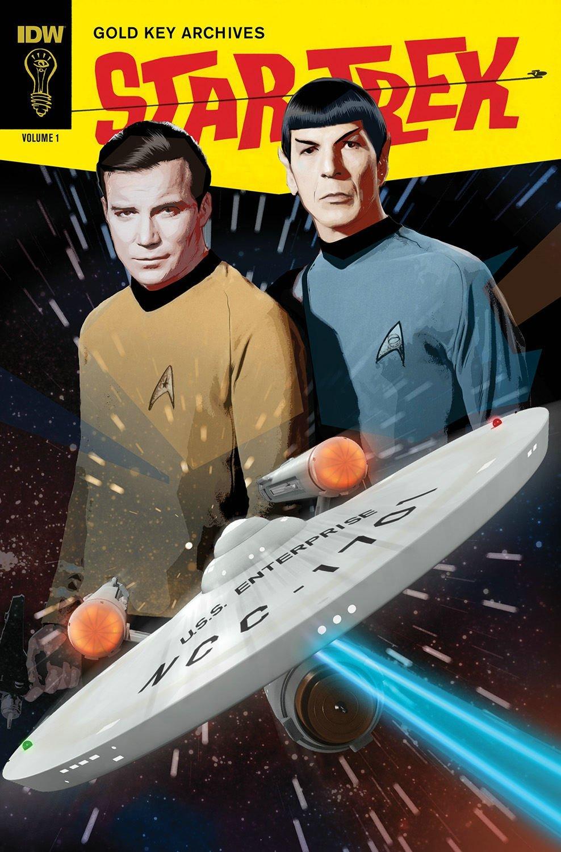 Trek Collective Lists: Star Trek: Gold Key Archives comic