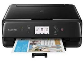 Canon PIXMA TS6180 Drivers Download