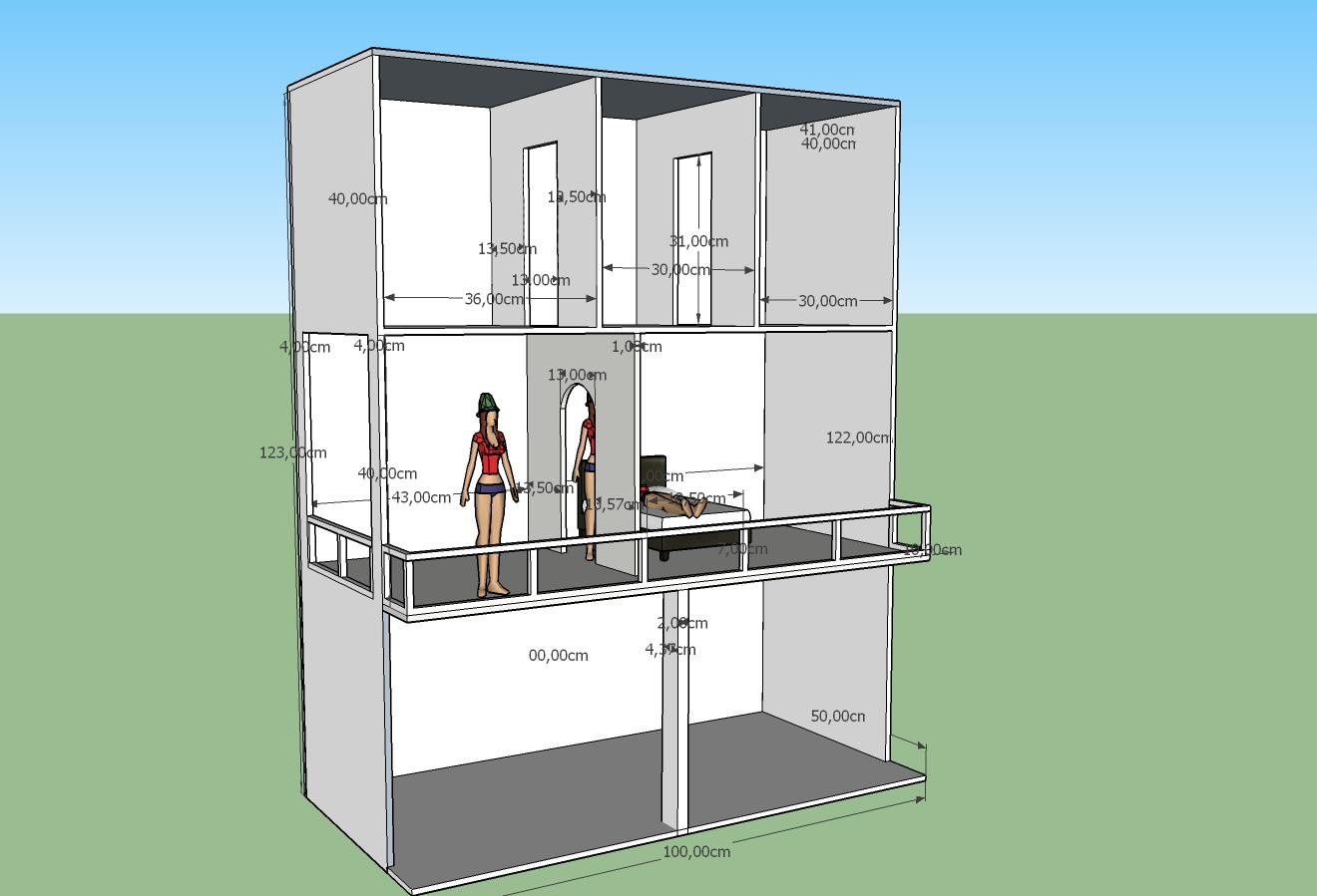 Plan maison barbie ventana blog - Plan de maison de barbie ...