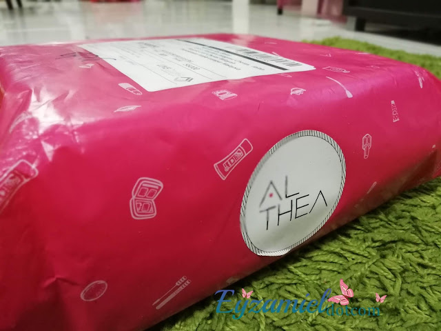Welcome Gift Althea Angels Memang Ohsem sempena Althea Turns 3!