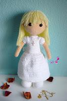 muñeca-comunion-amigurumi