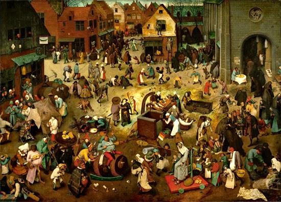 Ano Novo Medieval