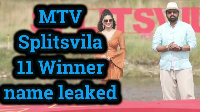 MTV splitsvilla 11 winner name