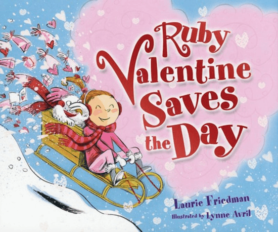 Ruby Valentine Saves the Day: Book Reviews and Activities