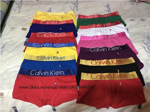 7697e1492 Calvin Klein calzoncillos: Boxer Ropa Interior Calvin Klein Lacoste ...