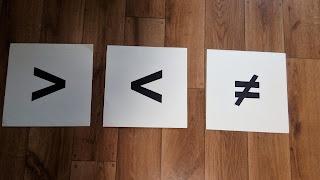 liczenie doman, matematyka na kropkach, metoda domana