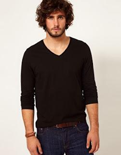 เสื้อแขนยาวผู้ชาย