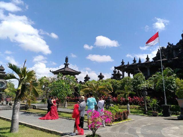 foto pra wedding di Barja Sandhi Bali