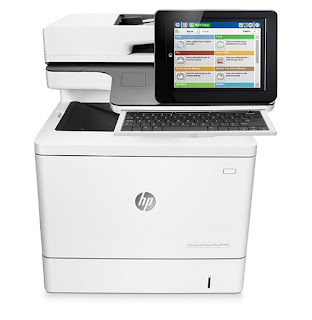 HP Color LaserJet Enterprise Flow MFP M577c Drivers