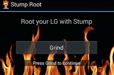 Download Aplikasi Rooting Khusus LG (Stump Root)