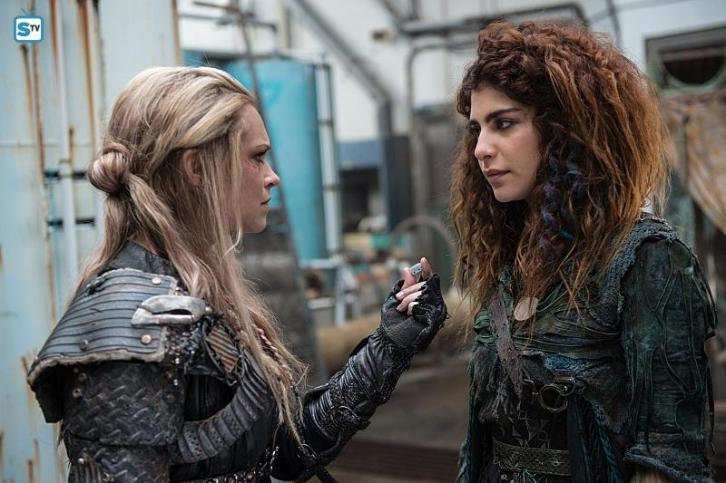 "The 100 - Red Sky at Morning - Review: ""Win some, lose some"""