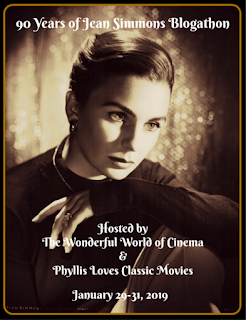 90 Years of Jean Simmons Blogathon -- Jan 29-31